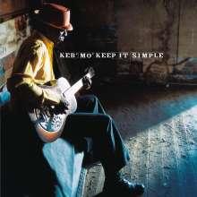 Keb' Mo' (Kevin Moore): Keep It Simple (180g), LP