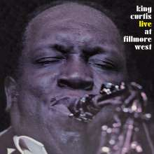 King Curtis (1934-1971): Live At Fillmore West (180g), LP
