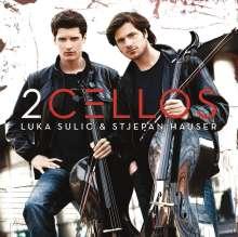 2 Cellos (Luka Sulic & Stjepan Hauser): 2 Cellos (180g), LP