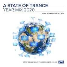 Armin Van Buuren: A State Of Trance Yearmix 2020, 2 CDs