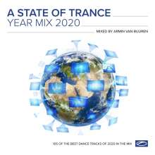 Armin Van Buuren: A State Of Trance - Year Mix 2020, 2 LPs