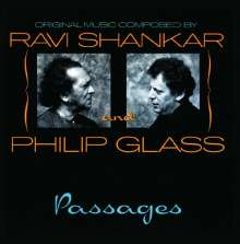 Philip Glass (geb. 1937): Passages, CD