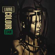 Living Colour: Stain, CD