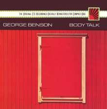 George Benson (geb. 1943): Body Talk, CD