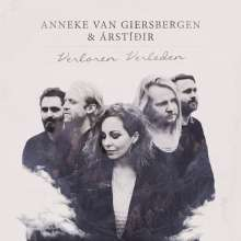 Anneke van Giersbergen & Árstíðir: Verloren Verleden, CD