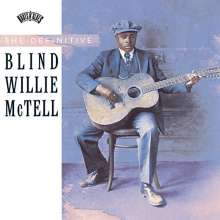 Blind Willie McTell: The Definitive Blind Willie McTell, 2 CDs