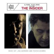 Filmmusik: The Insider, CD