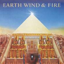 Earth, Wind & Fire: All 'N All (Music On CD Edition), CD