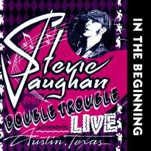 Stevie Ray Vaughan: In The Beginning, CD