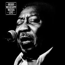 """Muddy Waters: Muddy """"Mississippi"""" Waters Live, CD"""