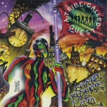 A Tribe Called Quest: Beats, Rhymes & Life, CD