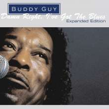 Buddy Guy: Damn Right, I've Got The Blues, CD