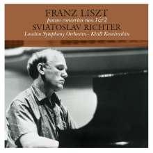 Franz Liszt (1811-1886): Klavierkonzerte Nr.1 & 2 (180g), LP