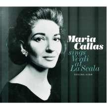 Maria Callas Sings Verdi at La Scala (180g), LP
