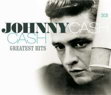Johnny Cash: Greatest Hits (2017), 3 CDs