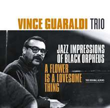 Vince Guaraldi (1928-1976): Jazz Impressions Of Black Orpheus / A Flower Is A Lovesome Thing, CD