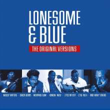 Lonesome & Blue: The Original Versions, CD