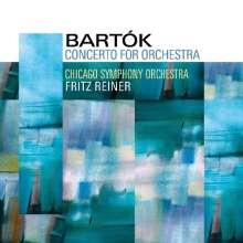 Bela Bartok (1881-1945): Konzert für Orchester (180g), LP