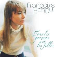 Françoise Hardy: Tous Les Garçons Et Les Filles (+ 6 Bonus), CD