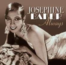 Josephine Baker: Always, CD
