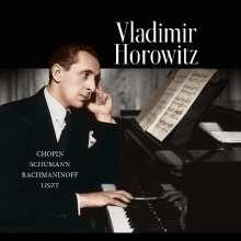 Vladimir Horowitz plays Chopin / Schumann / Rachmaninoff / Liszt, LP