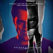 Hans Zimmer & Junkie XL: Filmmusik: Batman V Superman: Dawn Of Justice (180g), 3 LPs