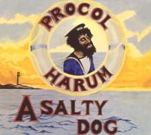 Procol Harum: A Salty Dog (remastered) (180g), LP