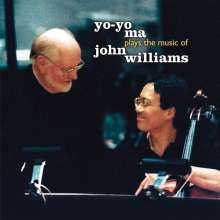 John Williams (geb. 1932): Cellokonzert (480g), 2 LPs