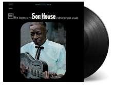 "Eddie James ""Son"" House: Father Of Folk Blues (180g), LP"