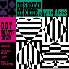 Desmond Dekker: 007 Shanty Town (180g), LP