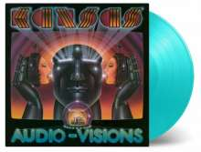 Kansas: Audio-Visions (180g) (Limited Numbered Edition) (Turquoise Vinyl), LP
