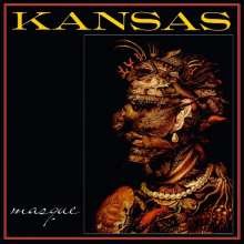 Kansas: Masque (180g) (Limited Numbered Edition) (Translucent Red Vinyl), LP
