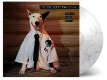 Rick Springfield: Working Class Dog (180g) (Limited-Numbered-Edition) (Black/White Swirled Vinyl), LP