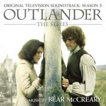 Bear McCreary: Filmmusik: Outlander: Season 3 (O.S.T.) (180g) (Limited Numbered Edition) (Green Vinyl), 2 LPs