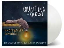 Counting Crows: Underwater Sunshine (Or What We Did On Our Summer Vacation) (180g) (Limited-Edition) (White Vinyl), 2 LPs