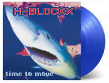 H-Blockx: Time To Move (25th Anniversary) (180g) (Limited Numbered Edition) (Translucent Blue Vinyl), LP