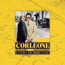 Ennio Morricone (geb. 1928): Filmmusik: Corleone (O.S.T.) (180g) (Limited Numbered Edition) (Yellow Vinyl), LP