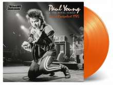 Paul Young: Live At Rockpalast 1985 (180g) (Limited Numbered Edition) (Orange Vinyl), 2 LPs