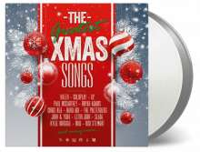 The Greatest Xmas Songs (180g) (Limited Numbered Edition) (Silver & Clear Vinyl), 2 LPs