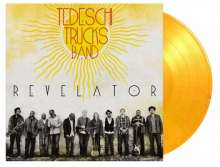 Tedeschi Trucks Band: Revelator (180g) (Limited Numbered Edition) (Flaming Vinyl), 2 LPs