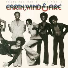 Earth, Wind & Fire: That's The Way Of The World (180g) (Limited Numbered Edition) (Flaming Colored Vinyl), LP