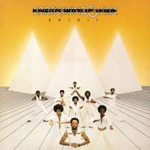 Earth, Wind & Fire: Spirit (180g) (Limited Numbered Edition) (Flaming Vinyl), LP
