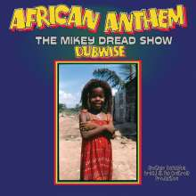 Mikey Dread: African Anthem Dubwise (The Mikey Dread Show) (180g) (Limited Numbered Edition) (Translucent Blue Vinyl), LP