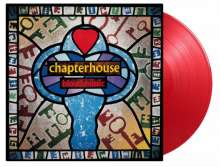 Chapterhouse: Blood Music (180g) (Limited Numbered Edition) (Translucent Red Vinyl), 2 LPs