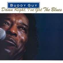 Buddy Guy: Damn Right, I've Got The Blues (180g), LP