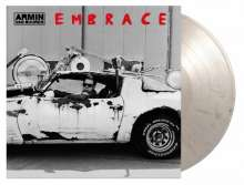 Armin Van Buuren: Embrace (180g) (Limited Numbered Edition) (Black & White Marbled Vinyl), 2 LPs