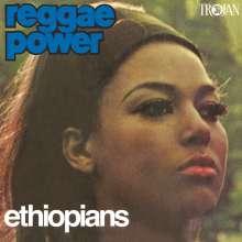 The Ethiopians: Reggae Power (180g) (Limited Numbered Edition) (Orange Vinyl), LP