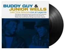 Buddy Guy & Junior Wells: Last Time Around - Live At Legends (180g), LP