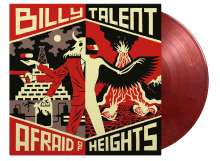 Billy Talent: Afraid Of Heights (180g) (Limited Numbered Edition) (Bloody Mary Colored Vinyl), 2 LPs