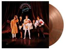 Golden Earring (The Golden Earrings): Contraband (180g) (Limited Numbered Edition) (Orange & Black Mixed Vinyl), LP